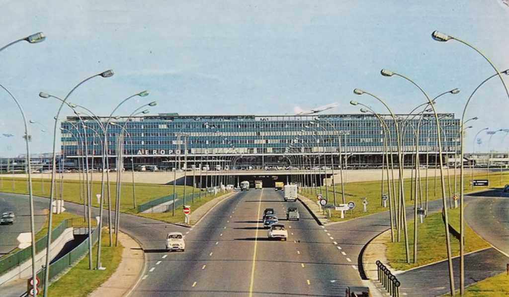 Онлайн табло аэропорта Париж Орли