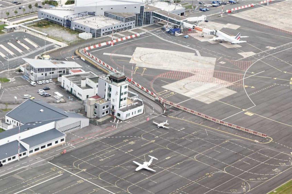 Онлайн табло аэропорта Биарриц