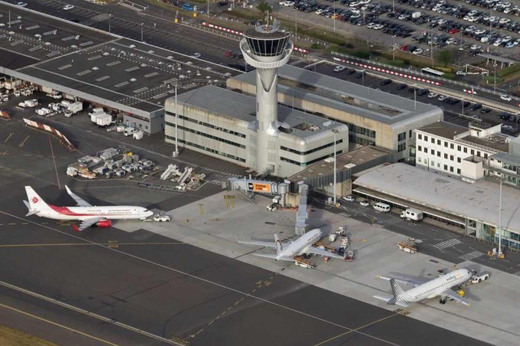Онлайн табло аэропорта Бордо