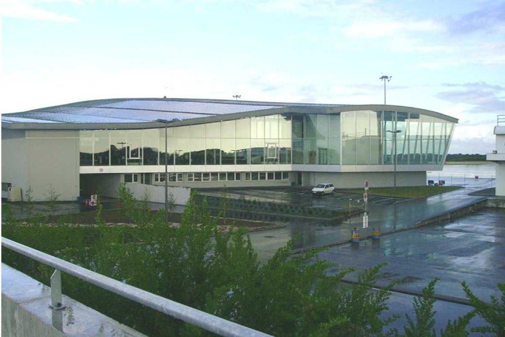 Онлайн табло аэропорта Брест Бретань